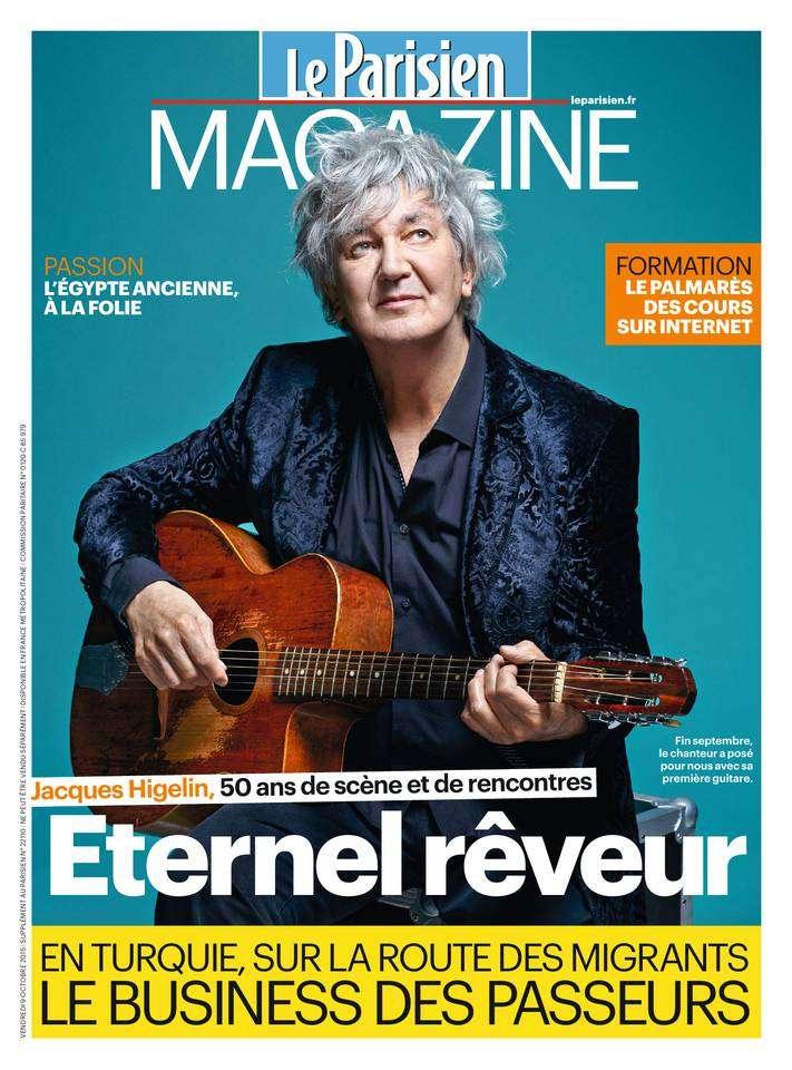 Le Parisien Magazine - 9 Octobre 2015