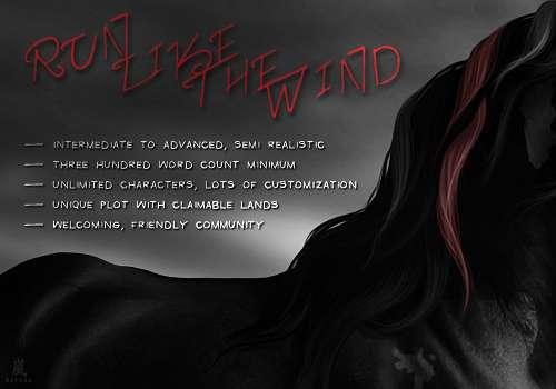 Run Like The Wind v6: Evolution