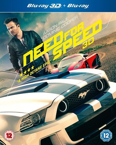 H�z Tutkusu - Need For Speed - 2014 3D BluRay 1080p Half-SBS DuaL MKV indir
