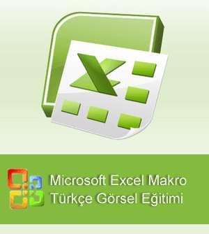 Microsoft Excel Türkçe Görsel Egitim Seti indir