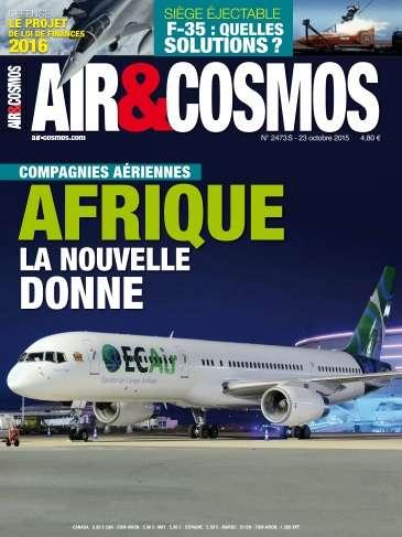 Air & Cosmos - 23 au 29 Octobre 2015