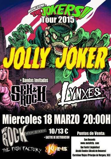 Jolly Joker Madrid