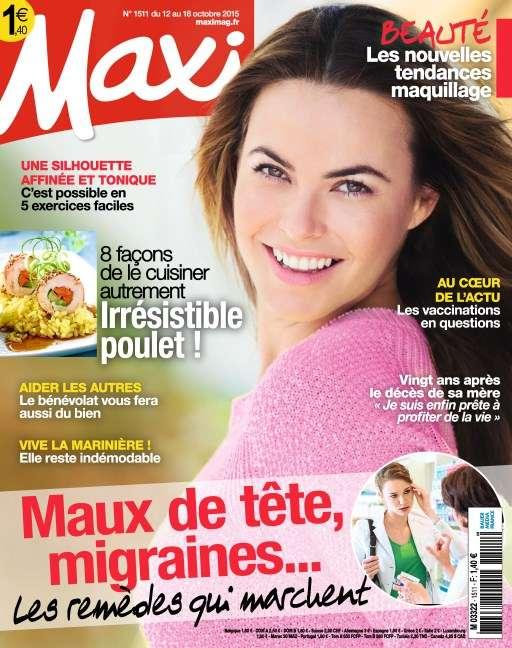 Maxi 1511 - 12 au 18 Octobre 2015