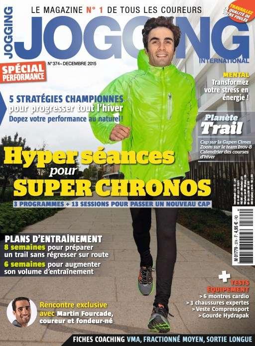 Jogging International 374 - Décembre 2015