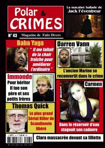 Polar & Crimes 43 - 2015