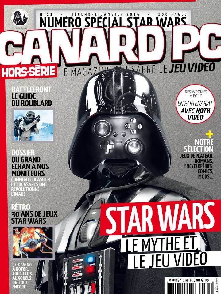 Canard PC Hors-Série 21 - Décembre 2015-Janvier 2016