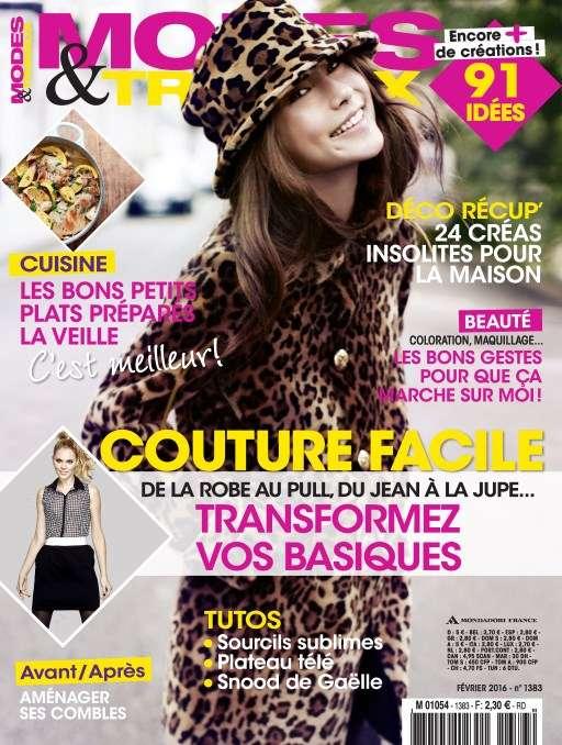Modes & Travaux 1383 - Février 2016