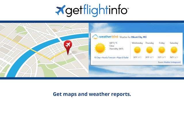 GetFlightInfo Toolbar