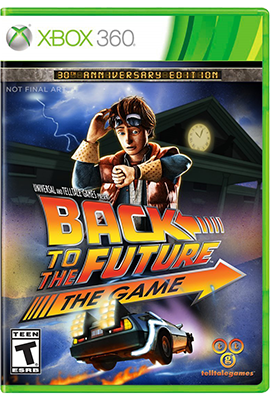 [XBOX360] Back to the Future (2015) - ENG
