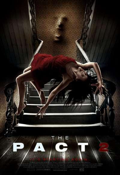 The Pact 2 - Caity Lotz pelicula de terror