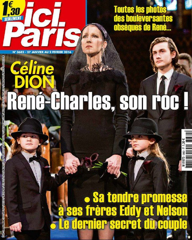 Ici Paris - 27 Janvier au 2 Février 2016