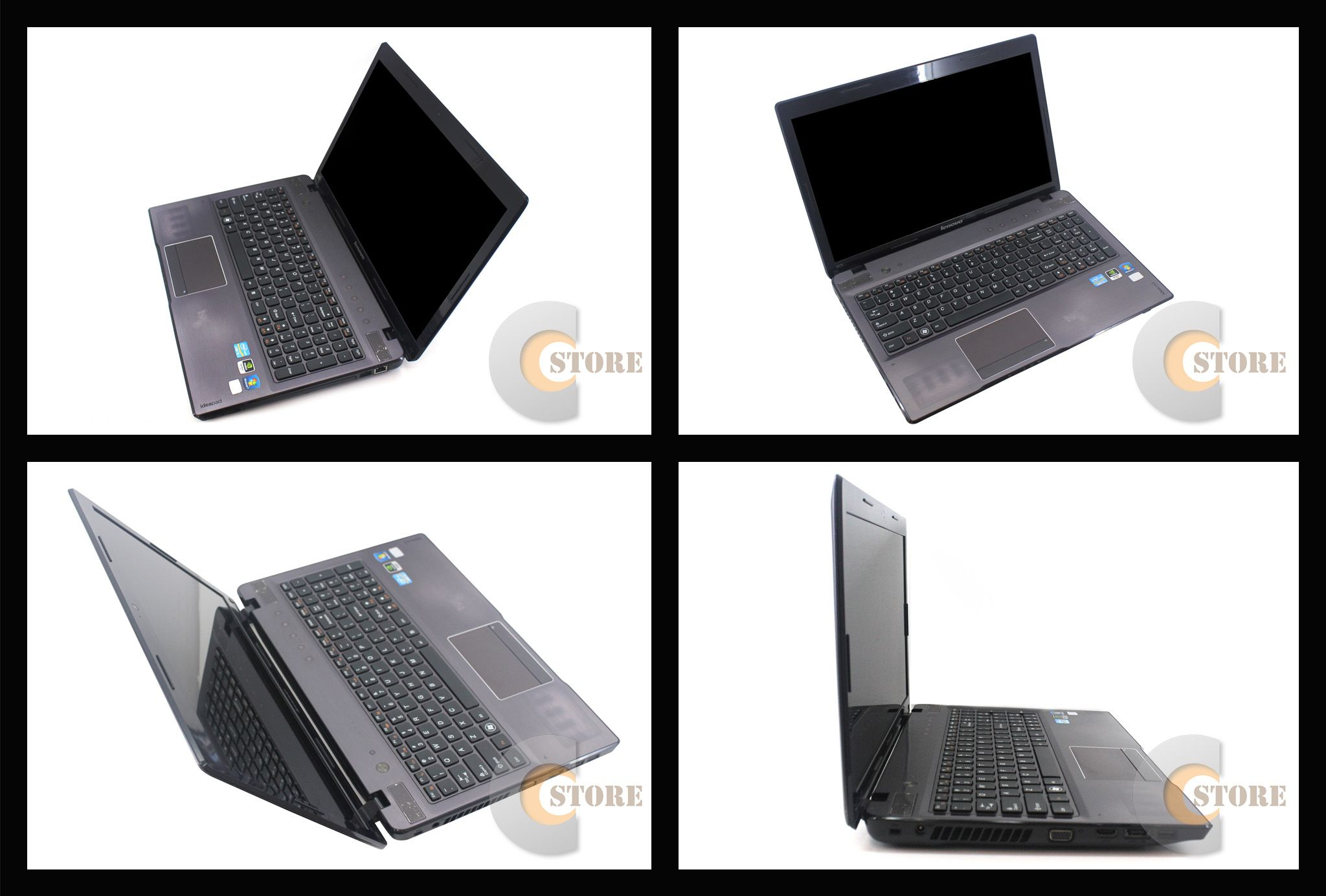 Lenovo Ideapad Z570 Core I5 2430m Multimedia Notebook
