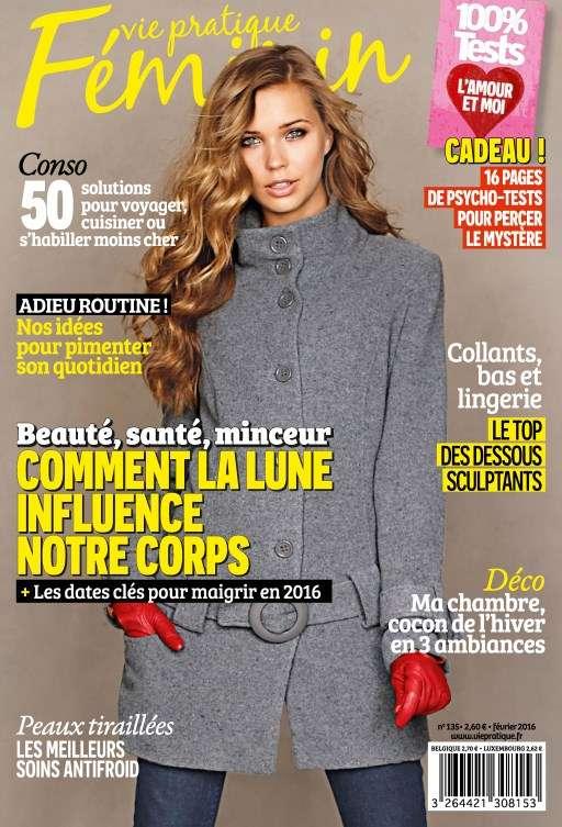 Vie Pratique Féminin 135 - Février 2016