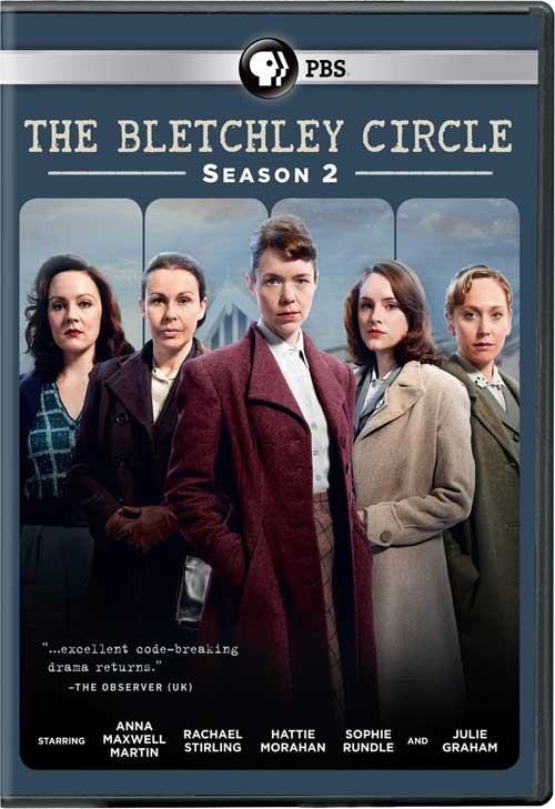The Bletchley Circle S 1-2