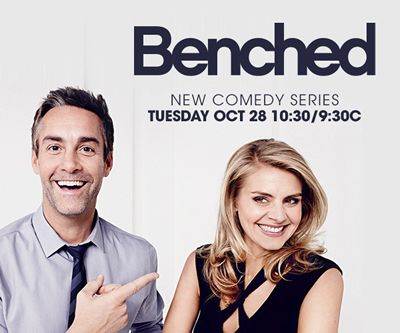 Benched – S01E07 – Curry Favor