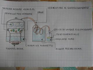 Distillatore in corrente di vapore psiconauti for Rame vs cpvc per linee d acqua