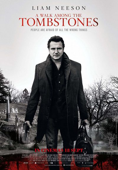 A Walk Among the Tombstones neeson pelicula de terror