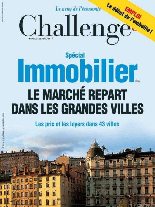 Challenges - 29 Octobre au 4 Novembre 2015