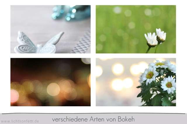 Foto-Kurs - verschiedene Arten von Bokeh - Unschärfe - Zerstreuungskreise