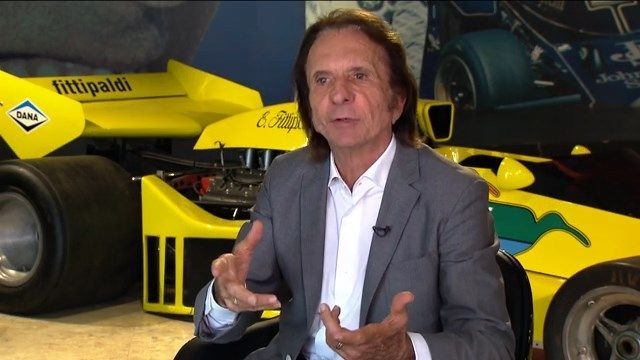 Copersucar-Fittipaldi Emerson Fittipaldi Globo TV Documentary