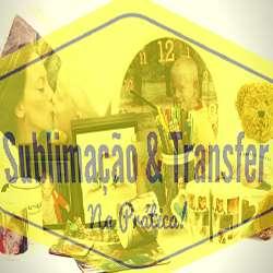 Curso Avançado Sublimação e Transfer