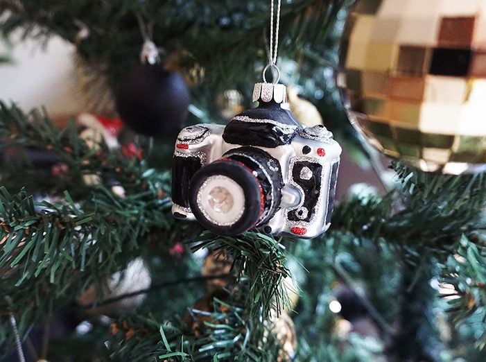 Camera Bauble