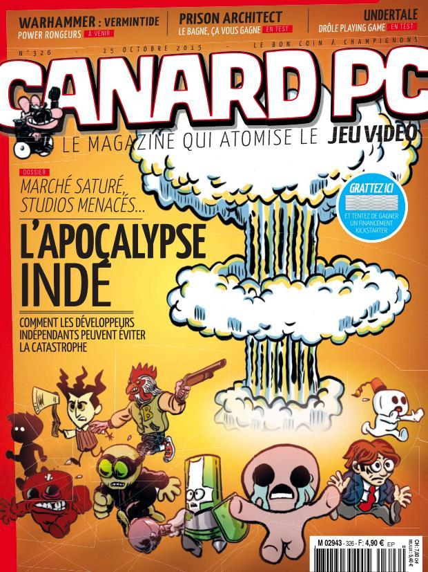 Canard PC - 15 Octobre 2015