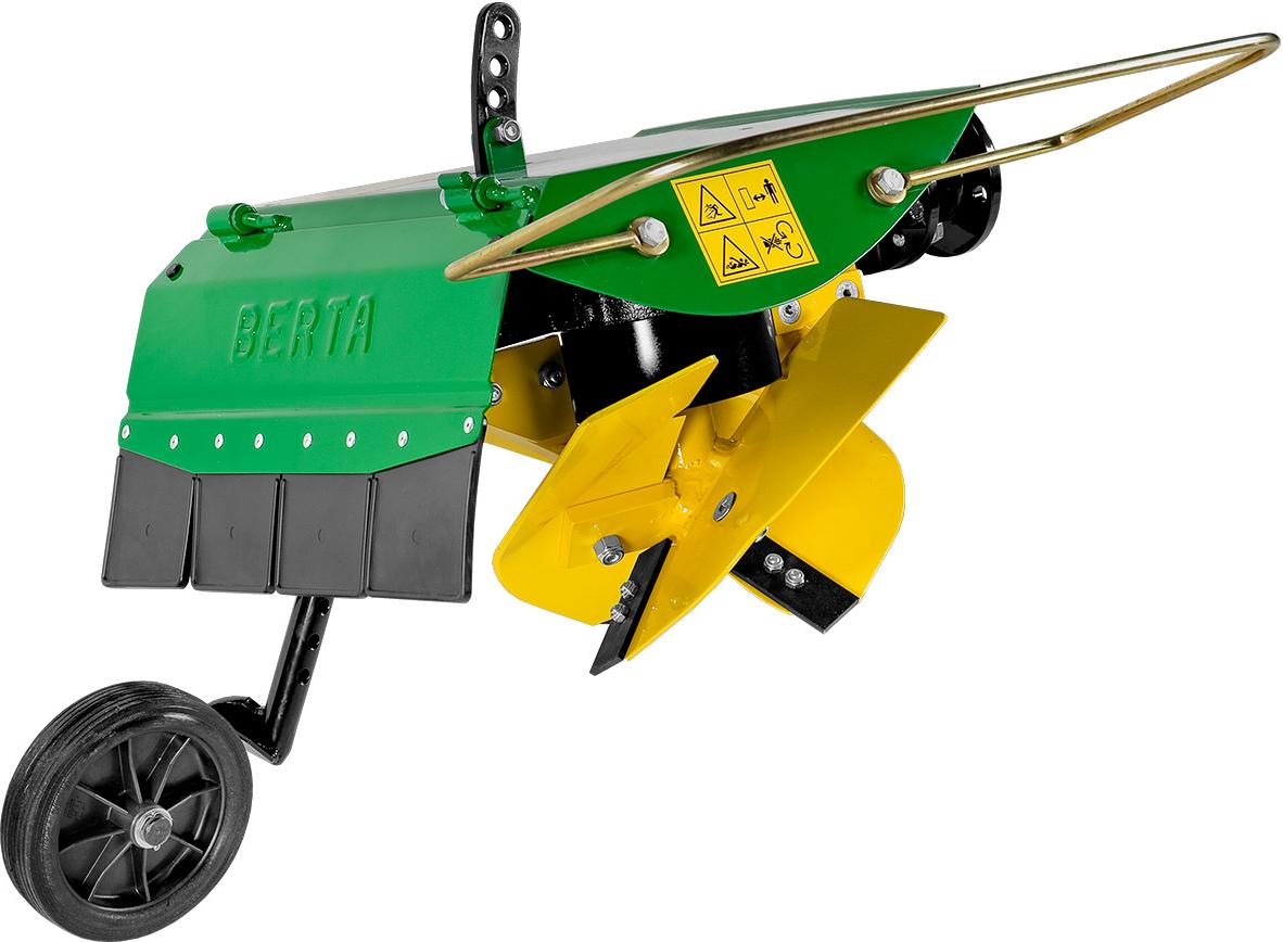 Arado Rotativo De Barbecho Ecomaqmx Grillo Para Motocultor