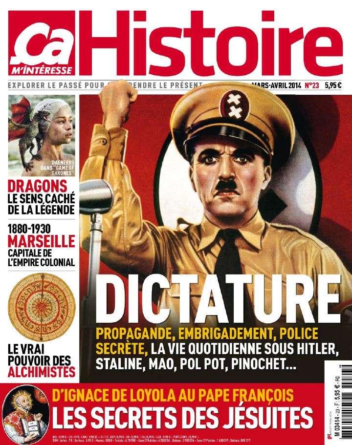 Ça M'intéresse Histoire 23 - Mars-Avril 2014