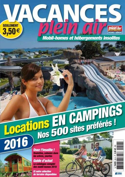 Le Monde du Plein-Air Hors Série 24 - Vacances 2016