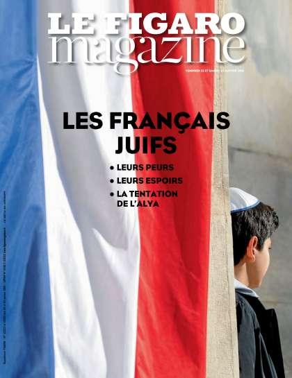 Le Figaro Magazine - 22 Janvier 2016