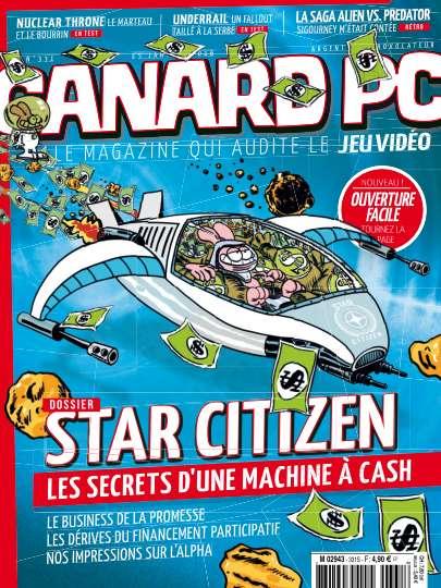 Canard PC 331 - 15 Janvier 2016