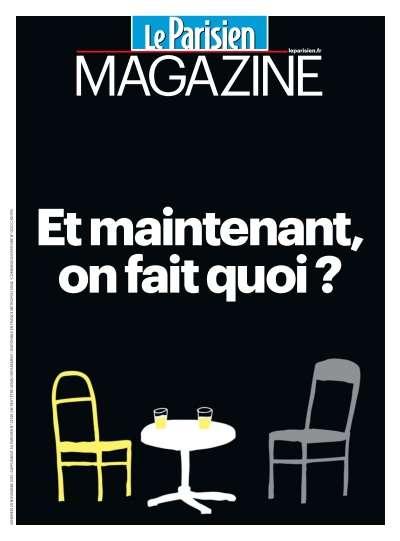 Le Parisien Magazine - 20 Novembre 2015