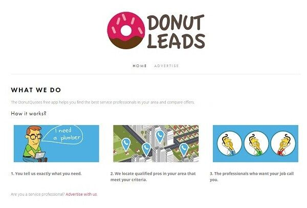Remove Ads by DonutLeads