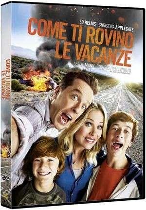 Come Ti Rovino Le Vacanze (2015) DVD9 Copia 1:1 ITA