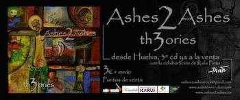 Ashes 2 Ashes nuevo disco