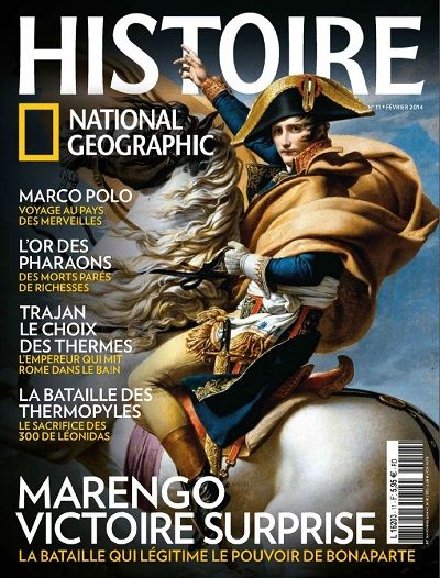 Histoire National Geographic 11 - Février 2014