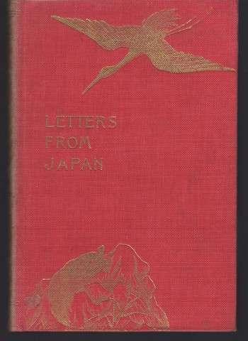 Letters From Japan, Vol. 1, Fraser, Mrs. Hugh