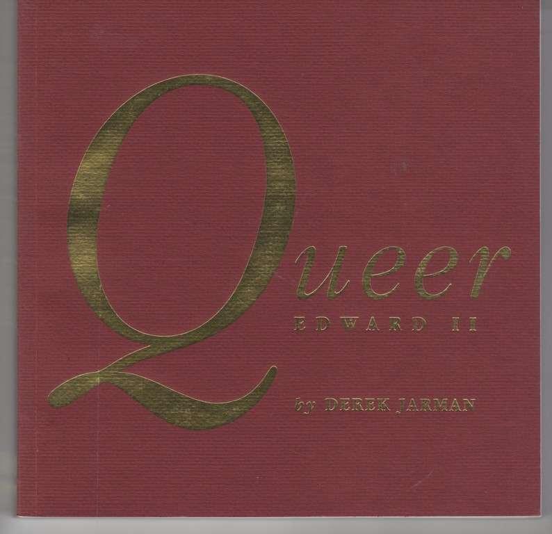 Queer Edward II, Jarman, Derek