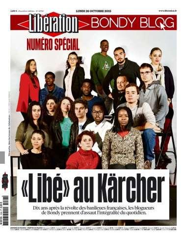 Libération du Lundi 26 Octobre 2015