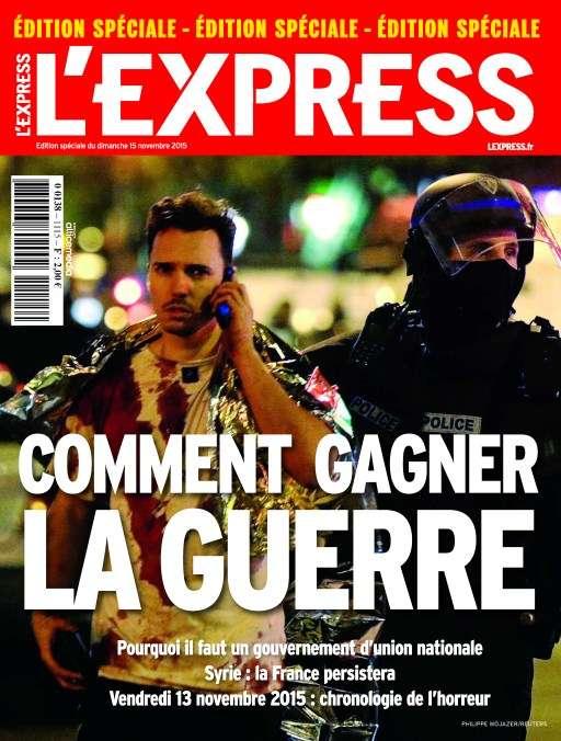 L'Express 3359 - - Edition spécial du dimanche 15 novembre 2015