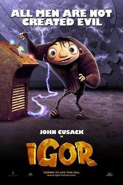 Igor - 2008 Türkçe Dublaj BRRip indir