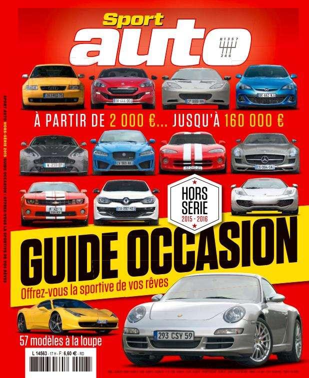 Sport Auto Hors-Série - Guide Occasion 2015/16