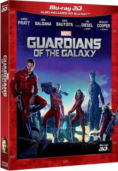 Guardiani della galassia (2014) Bluray 3D 1080p AVC DTS ITA 5.1 DTS-HD MA ENG 7.1