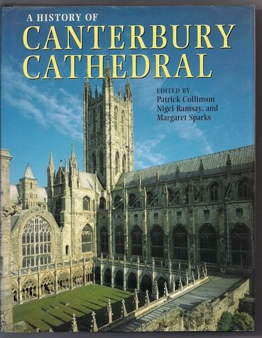 A History of Canterbury Cathedral