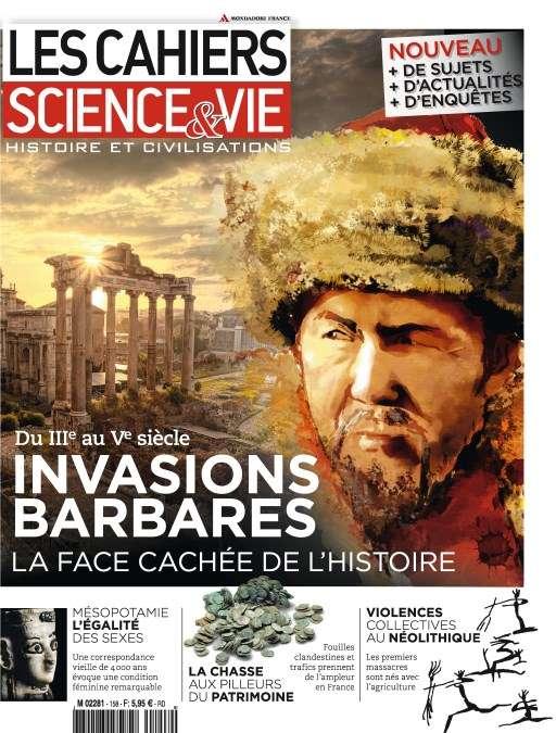 Les Cahiers de Science & Vie 158 - Décembre 2015