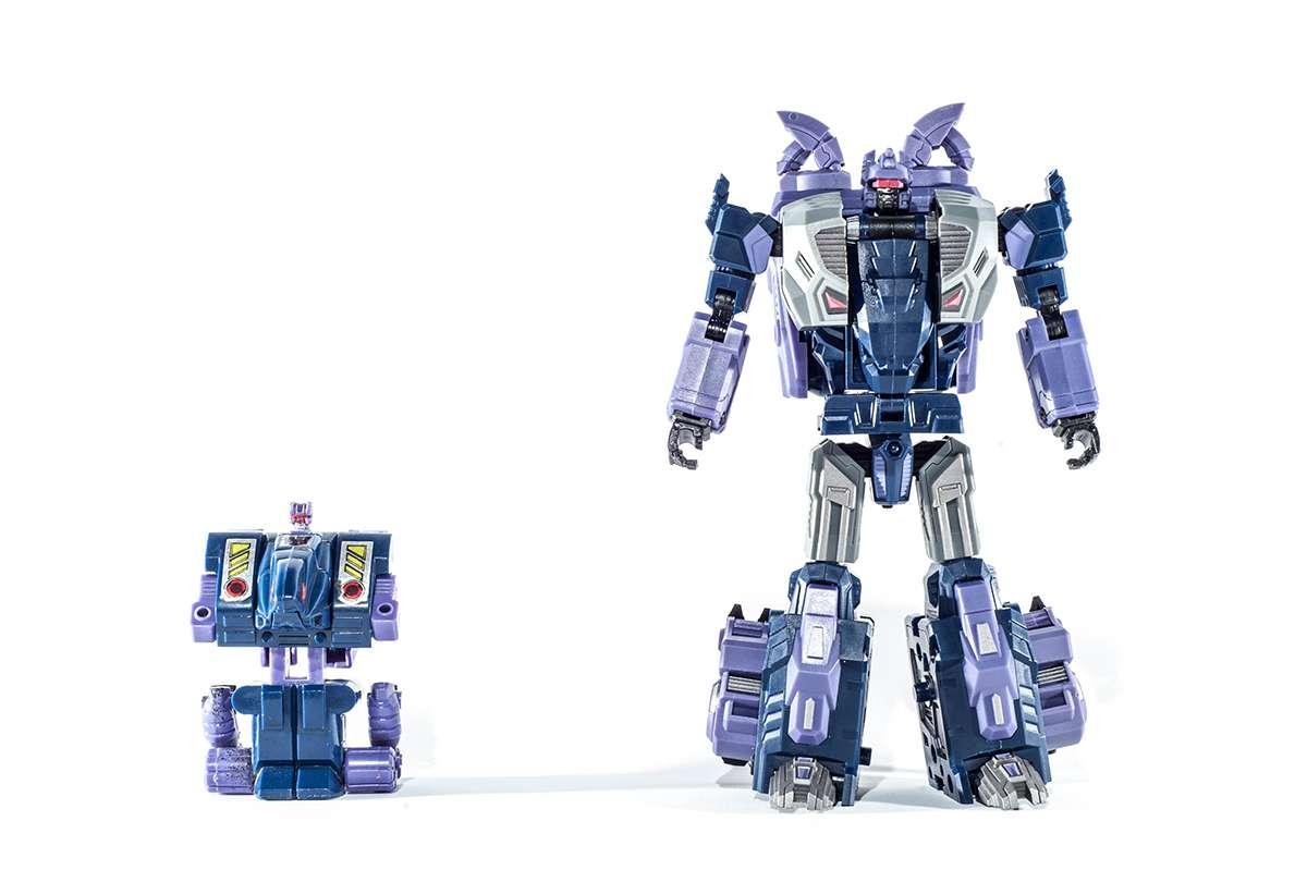 blot troll ordin unique toys terrorcons terrorcon abominus transformers hasbro g1 masterpiece mp comparison