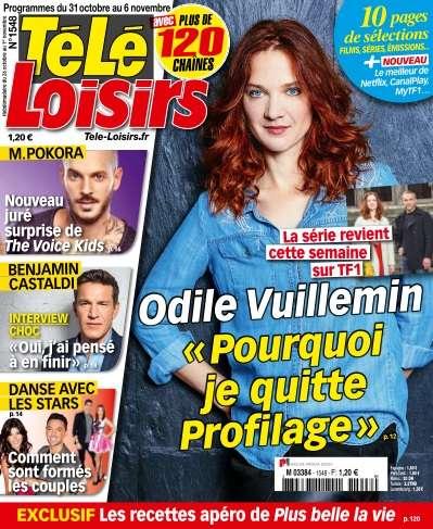Télé Loisirs - 31 Octobre au 6 Novembre 2015