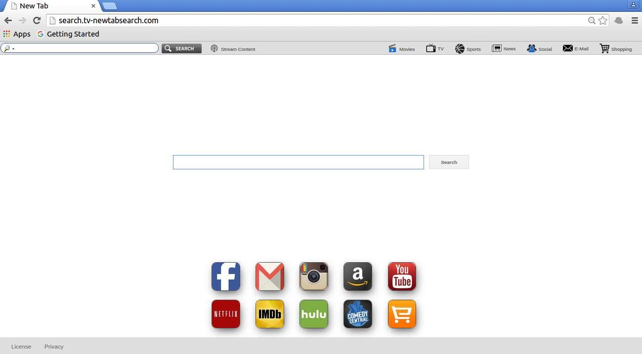 Verwijder Search.tv-newtabsearch.com