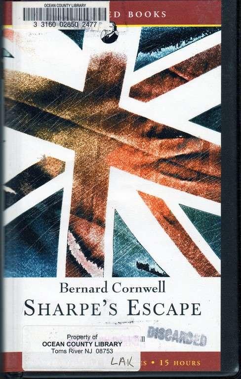 Sharpe's Escape (Richard Sharpe's Adventure Series #10), Bernard Cornwell